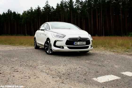 Citroёn DS5 2.0 HDi Hybrid4 Airdream Pure Pearl