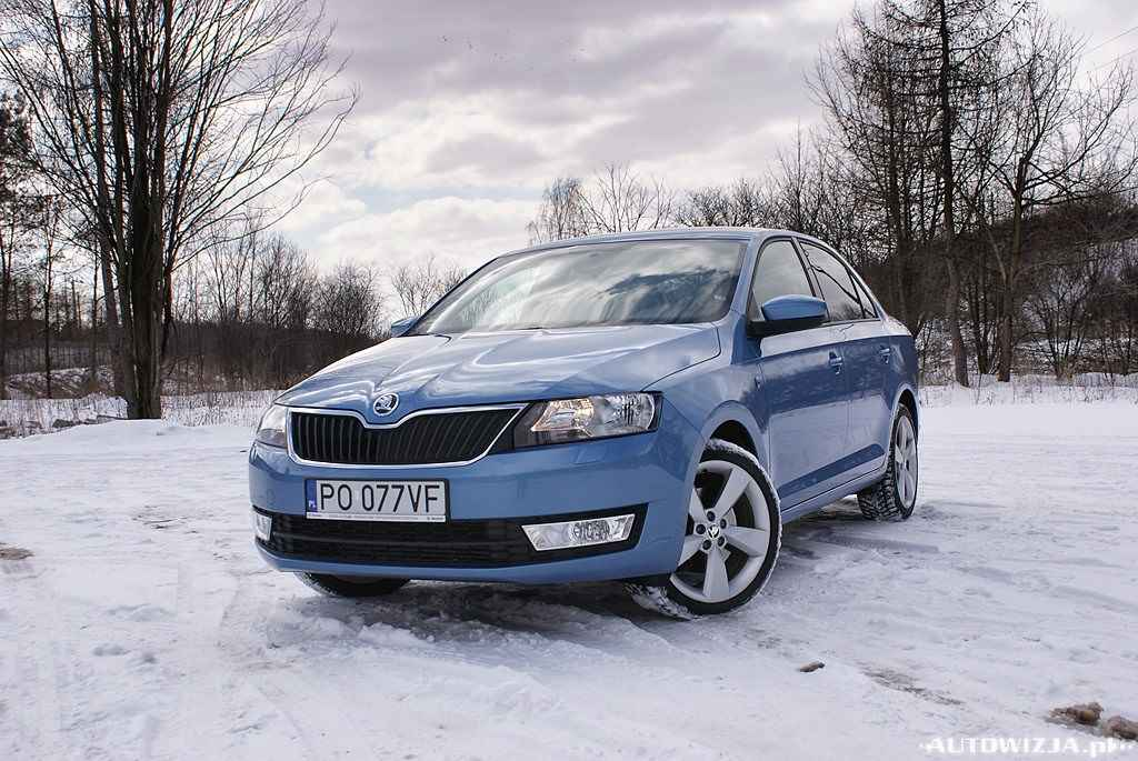 skoda rapid 1 6 tdi elegance auto test. Black Bedroom Furniture Sets. Home Design Ideas