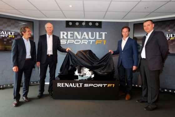 Silnik Energy F1-2014 od Renault