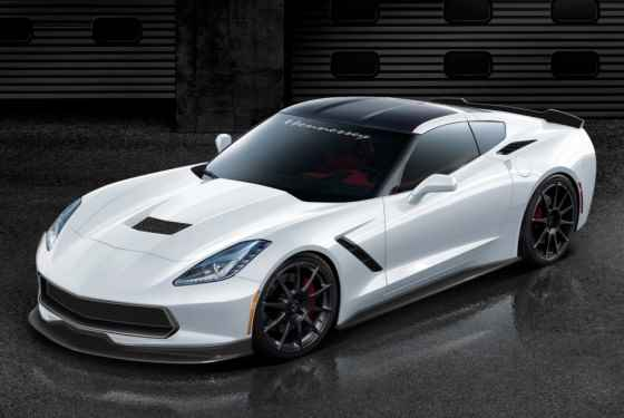 Chevrolet Corvette Stingray by Hennessey