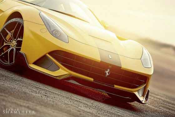 DMC Ferrari F12 SPIA Middle East Edition
