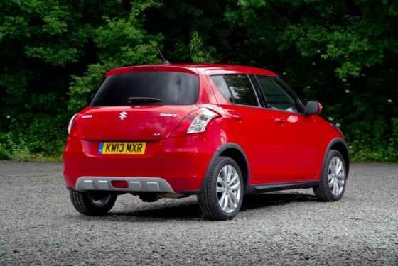 Suzuki Swift 4x4 (2014)