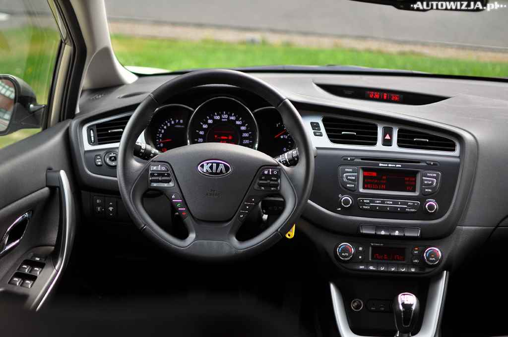 kia cee 39 d 1 6 gdi l auto test motoryzacja. Black Bedroom Furniture Sets. Home Design Ideas