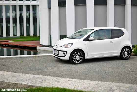 VW Up! 1.0 MPI 75KM High up