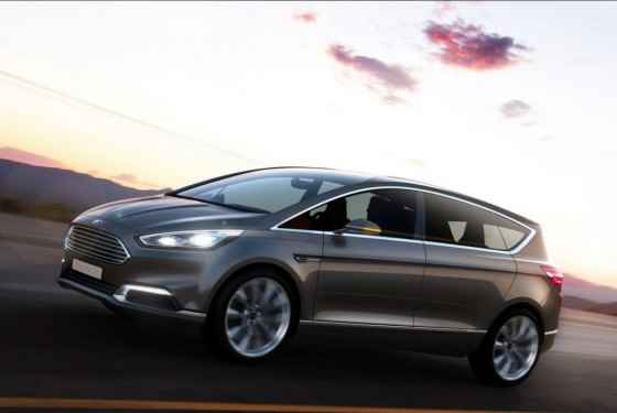 Ford S-MAX Concept (2013)