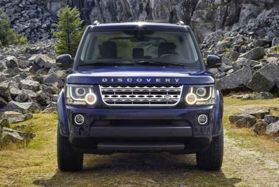 Land Rover Discovery FL (2014)