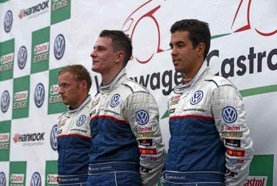 Piąta runda pucharu Volkswagen Castrol Cup