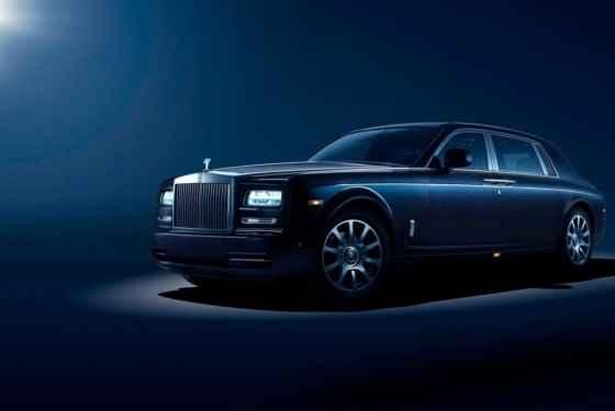 Rolls-Royce Phantom Celestial