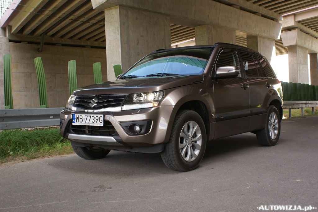 suzuki grand vitara 2 4 vvt premium auto test. Black Bedroom Furniture Sets. Home Design Ideas