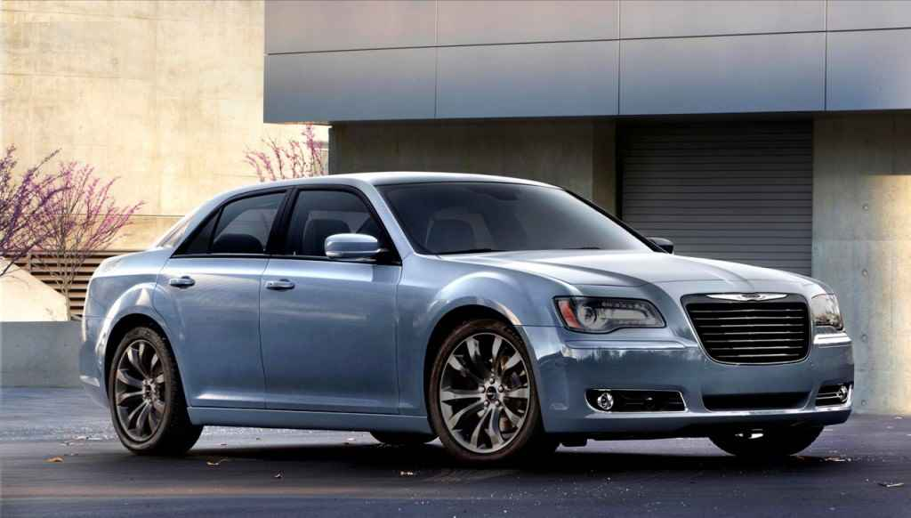 Chrysler 300S (2014)