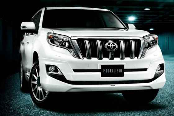 Toyota Land Cruiser (2014) by Modellista