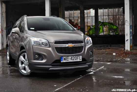 Chevrolet Trax 1.4 Turbo LTZ