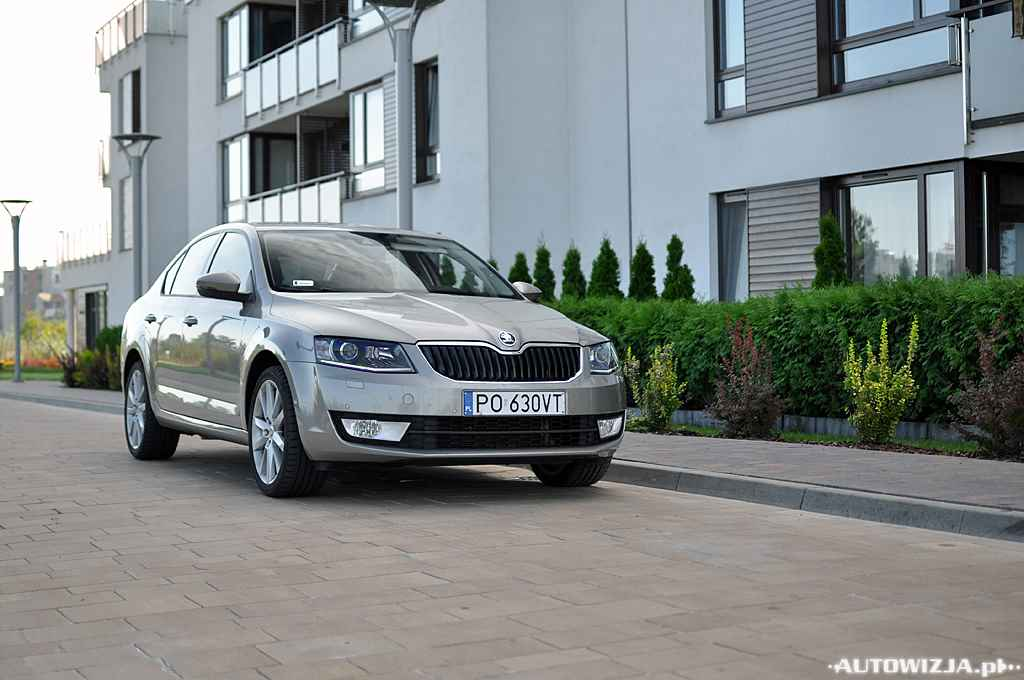skoda octavia 1 4 tsi elegance auto test motoryzacja. Black Bedroom Furniture Sets. Home Design Ideas