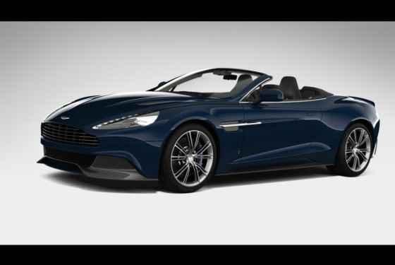 Aston Martin Vanquish Volante Neiman Marcus Edition