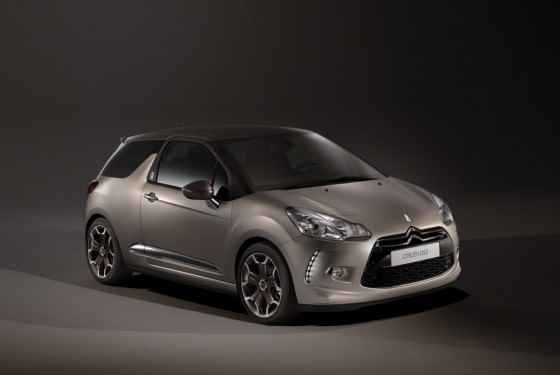 Citroёn DS3 World Paris