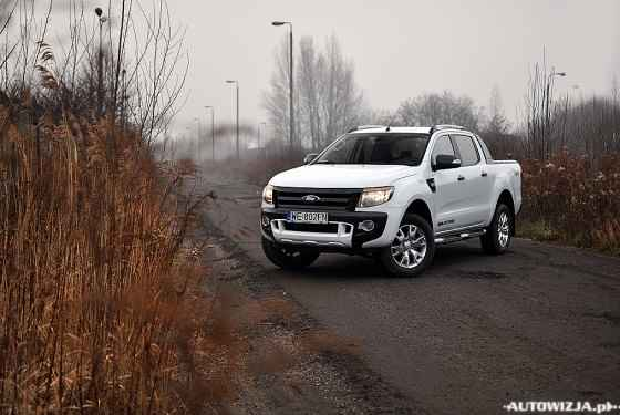 Ford Ranger Wildtrak 3.2 TDCi