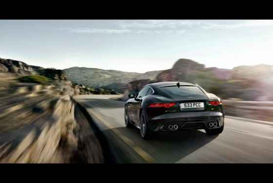 Jaguar F-Type Coupe (2014)