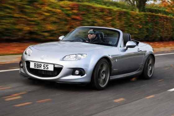 Mazda MX-5 by BBR (2013)