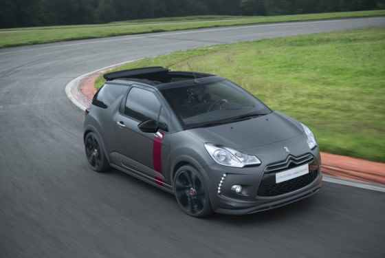 Citroёn DS3 Cabrio Racing