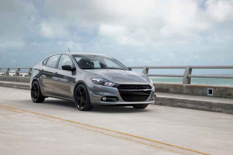 Dodge Dart z pakietem Blacktop