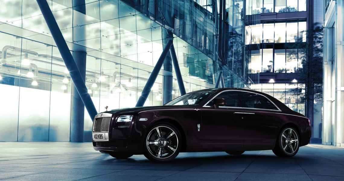 Rolls-Royce Ghost Spec V