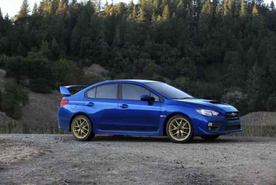 Subaru WRX STI (2014)