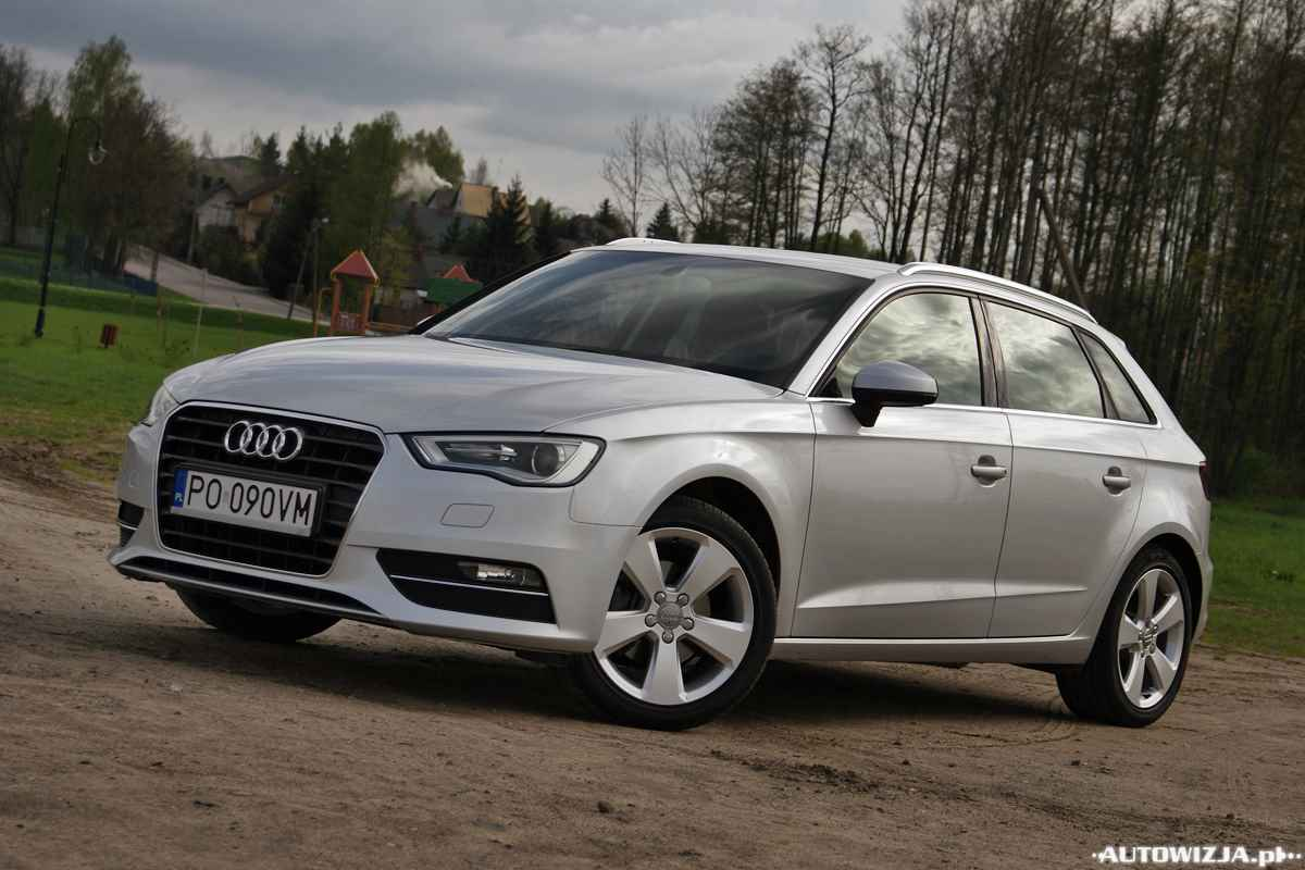 audi a3 sportback 1 4 tfsi ambition auto test motoryzacja. Black Bedroom Furniture Sets. Home Design Ideas