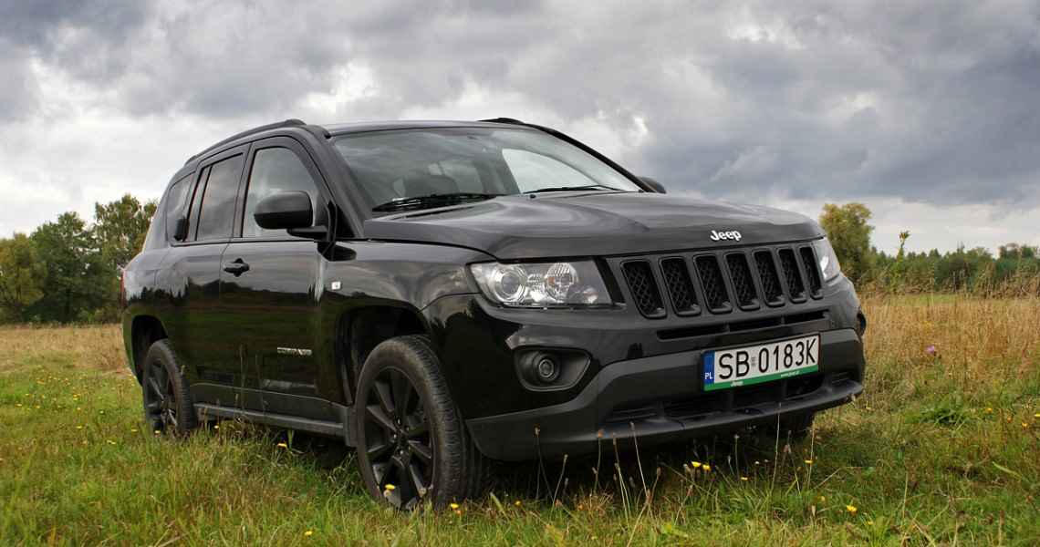 Jeep Compass 2.2 CRD 4x4 Limited