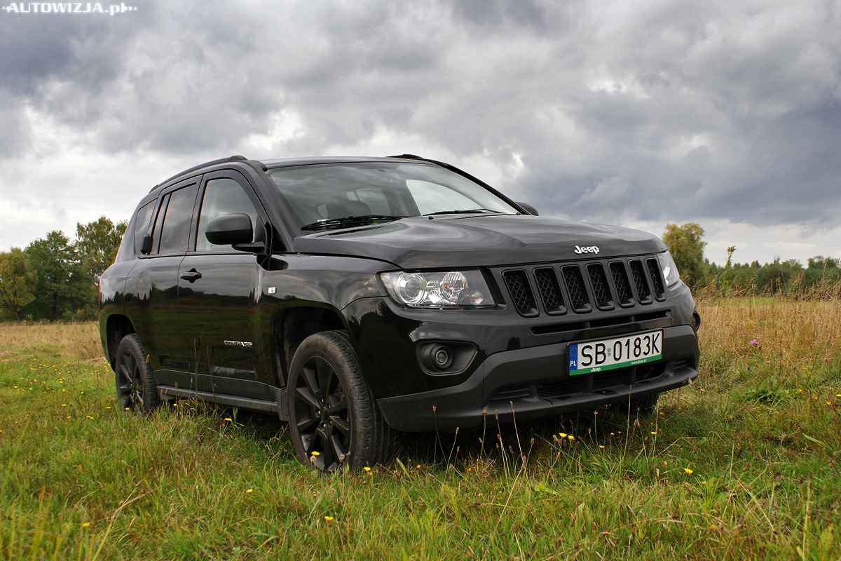 jeep compass 2 2 crd 4x4 limited auto test motoryzacja. Black Bedroom Furniture Sets. Home Design Ideas