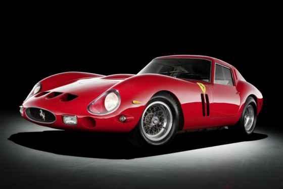 Ferrari 250 GTO - najdroższy samochód na świecie
