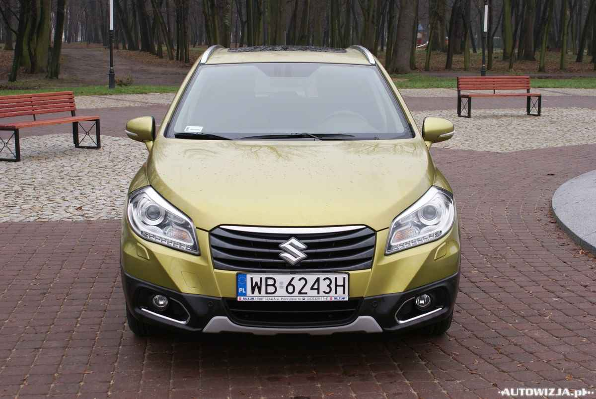 suzuki sx4 s cross 1 6 vvt allgrip elegance auto test motoryzacja. Black Bedroom Furniture Sets. Home Design Ideas