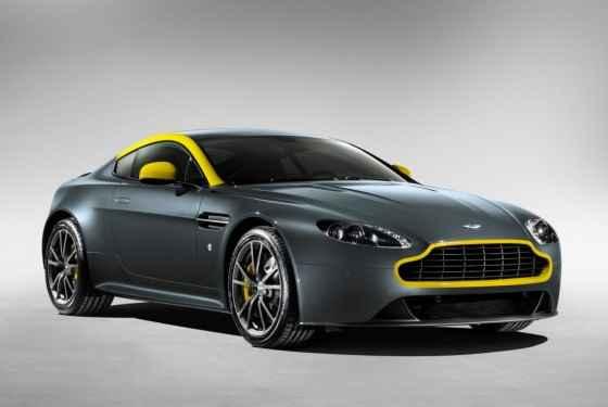 Aston Martin V8 Vantage N430 (2014)