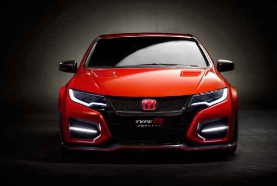 Honda Civic Type-R Concept (2014)