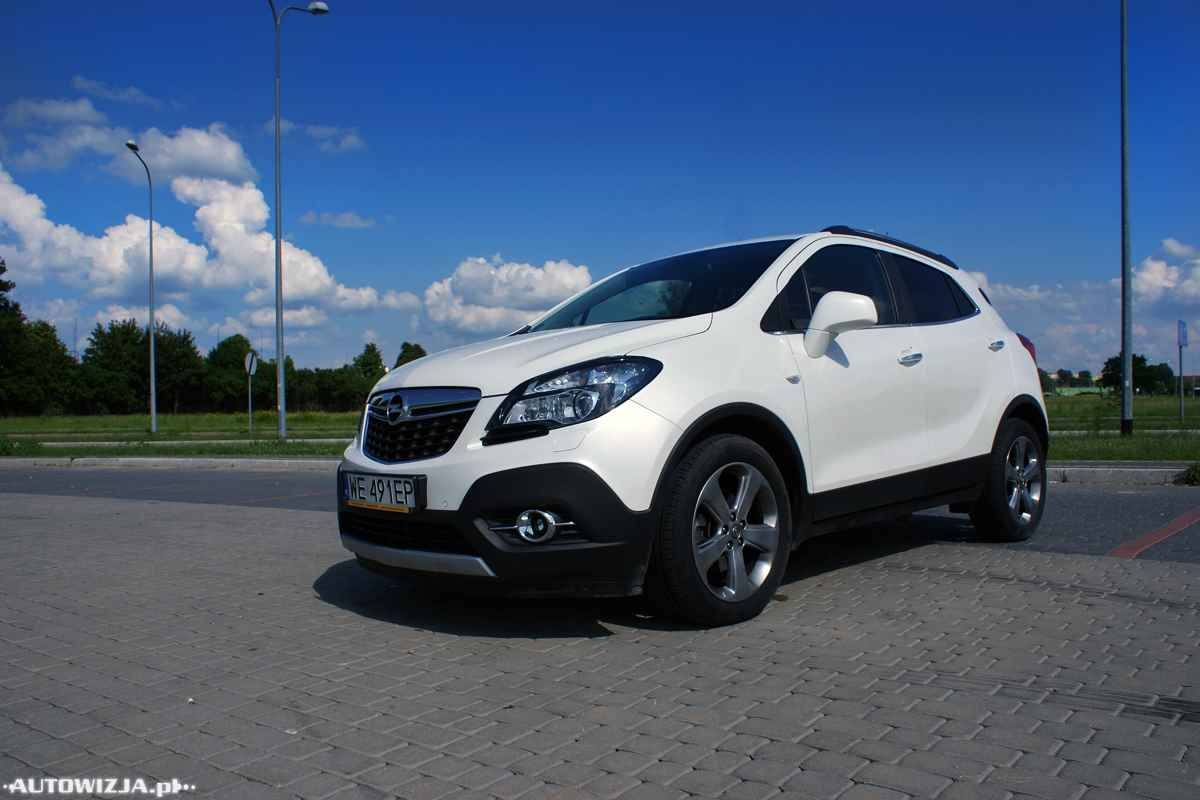 opel mokka 1 4 turbo 4 4 cosmo motoryzacja. Black Bedroom Furniture Sets. Home Design Ideas