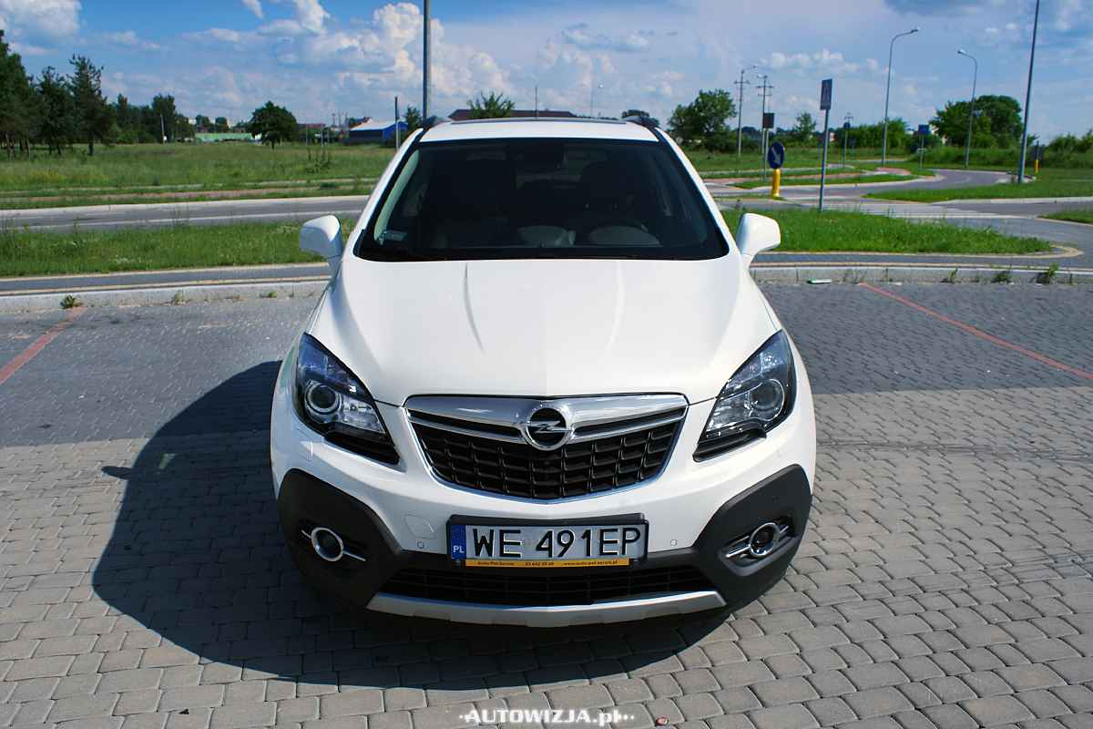 opel mokka 1 4 turbo 4 4 cosmo auto test motoryzacja. Black Bedroom Furniture Sets. Home Design Ideas