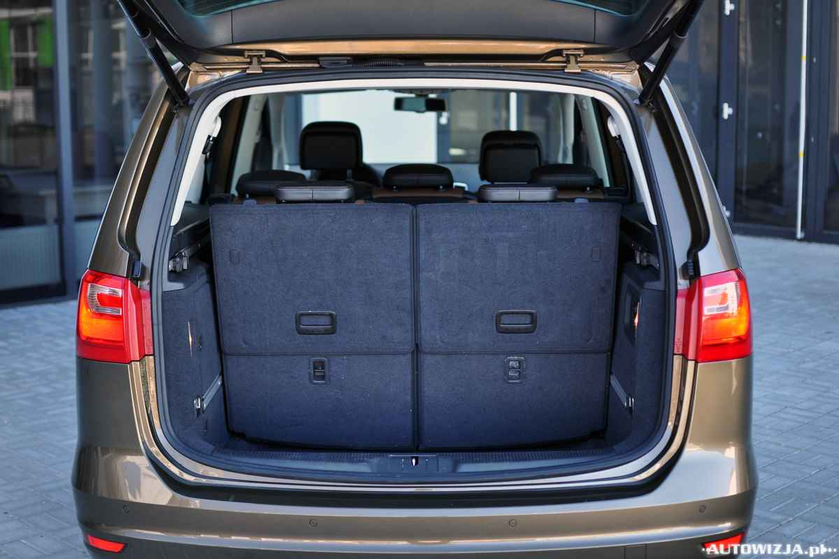 seat alhambra 2 0 tdi 140 km 4wd style auto test motoryzacja. Black Bedroom Furniture Sets. Home Design Ideas