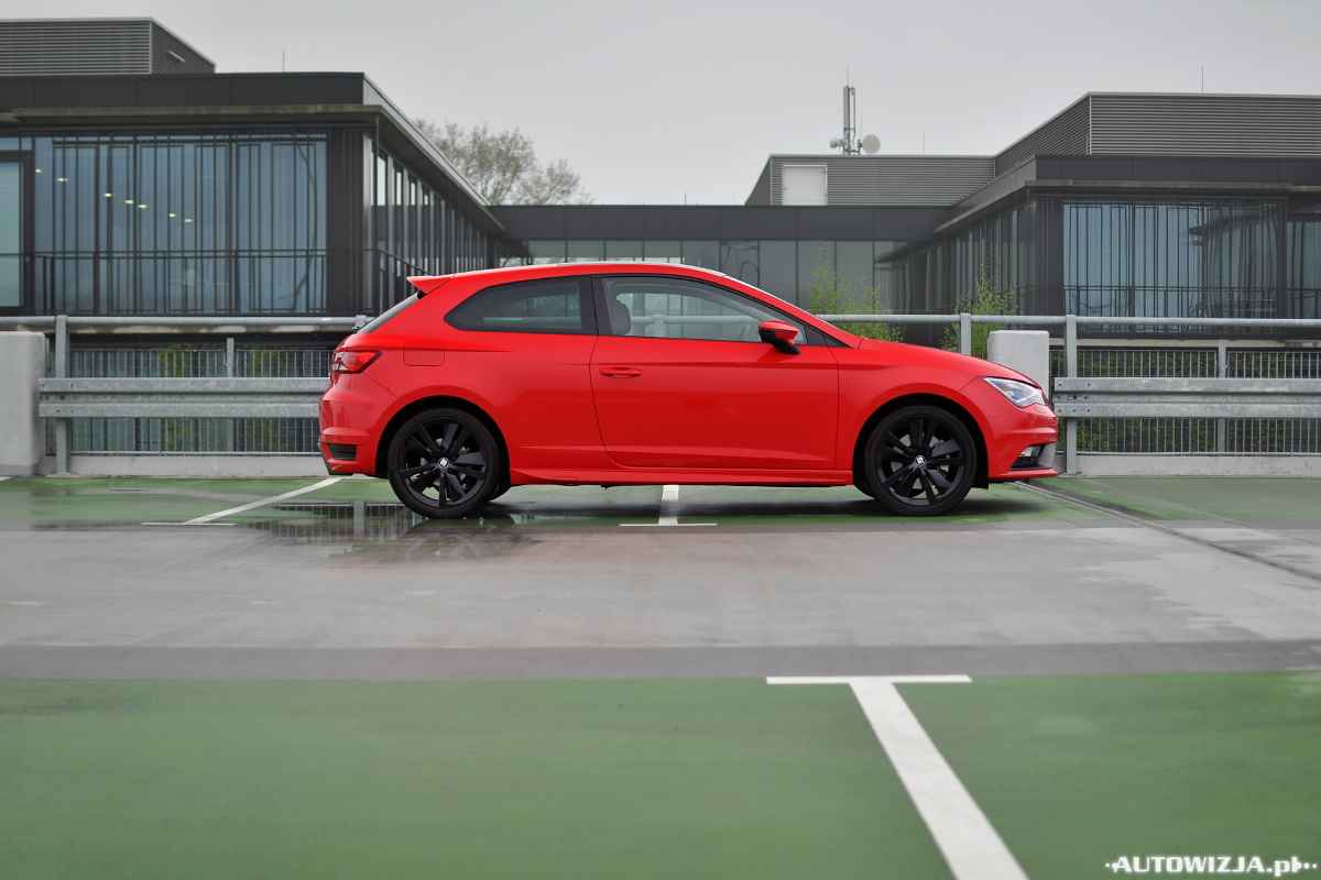seat leon sc fr 1 8 tsi dsg 180 km auto test motoryzacja. Black Bedroom Furniture Sets. Home Design Ideas