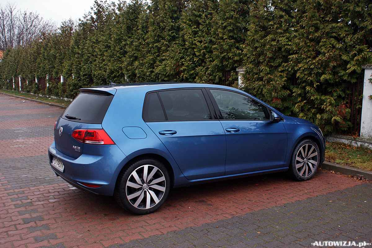 volkswagen golf vii 2 0 tdi dsg highline auto test. Black Bedroom Furniture Sets. Home Design Ideas