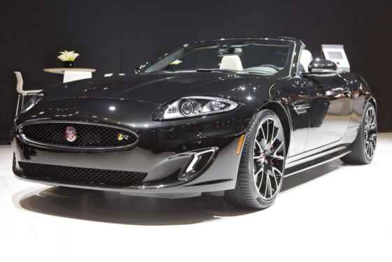 Jaguar XKR Final Fifty Edition