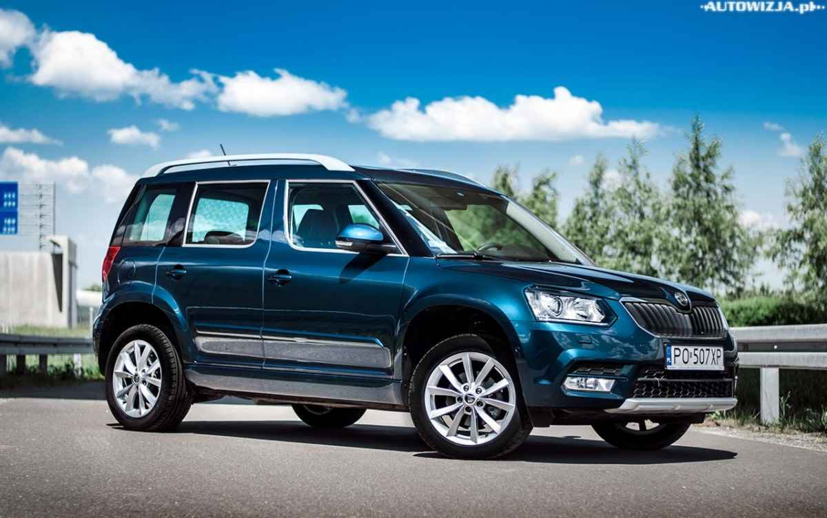 skoda yeti elegance 2 0 tdi 140 km green tec 4x2 auto test motoryzacja. Black Bedroom Furniture Sets. Home Design Ideas