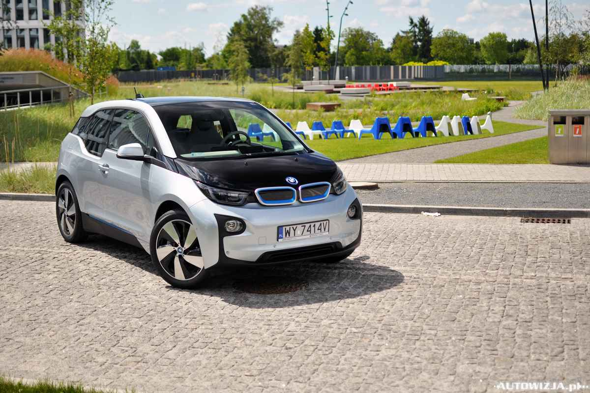 bmw i3 auto test motoryzacja. Black Bedroom Furniture Sets. Home Design Ideas