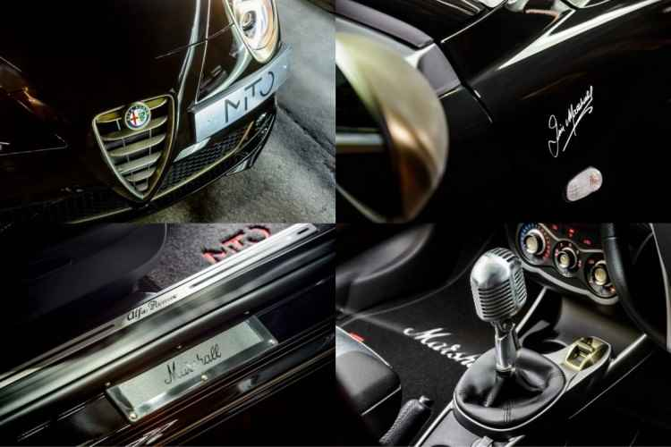 Alfa Romeo MiTo by Marshall Amplification