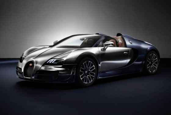 Bugatti Veyron Grand Sport Vitesse Ettore Bugatti