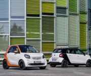 Nowy Smart ForTwo i ForFour (2014)