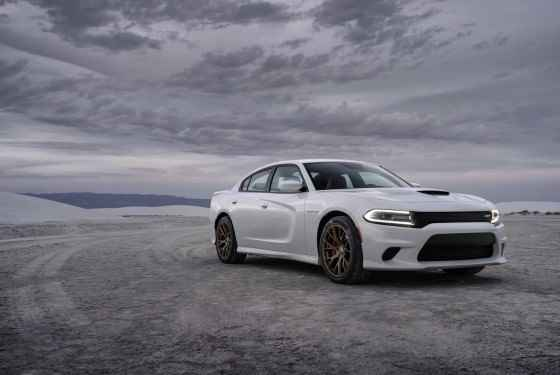 Dodge Charger SRT Hellcat (2014)