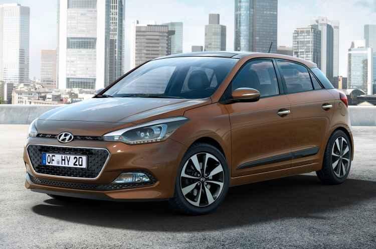 Nowy Hyundai i20 (2014)
