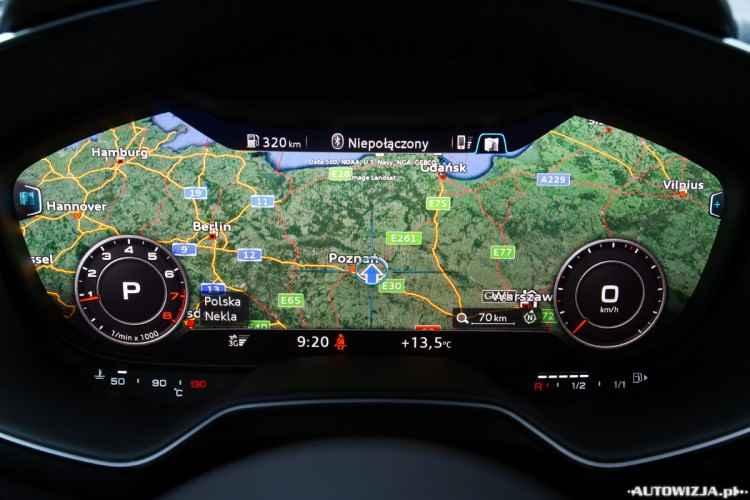 Nowe Audi TT Pierwsza Jazda