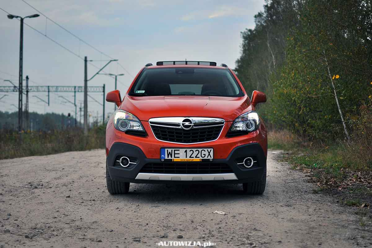 opel mokka 1 4 turbo 4x4 cosmo auto test motoryzacja. Black Bedroom Furniture Sets. Home Design Ideas