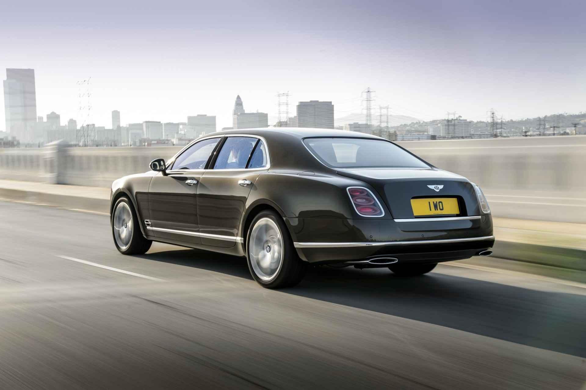 Bentley Mulsanne Speed 2014 – ppm AUTOWIZJA Motoryzacja