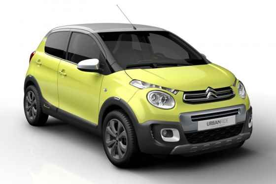 Citroen C1 Urban Ride Concept (2014)